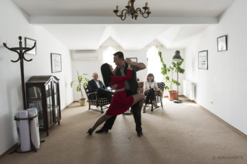 Tango Therapy for Couples
