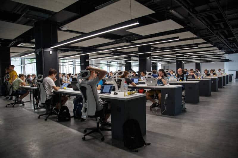 sedentarism la birou