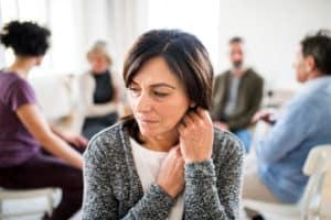 femeie depresie tulburare borderline